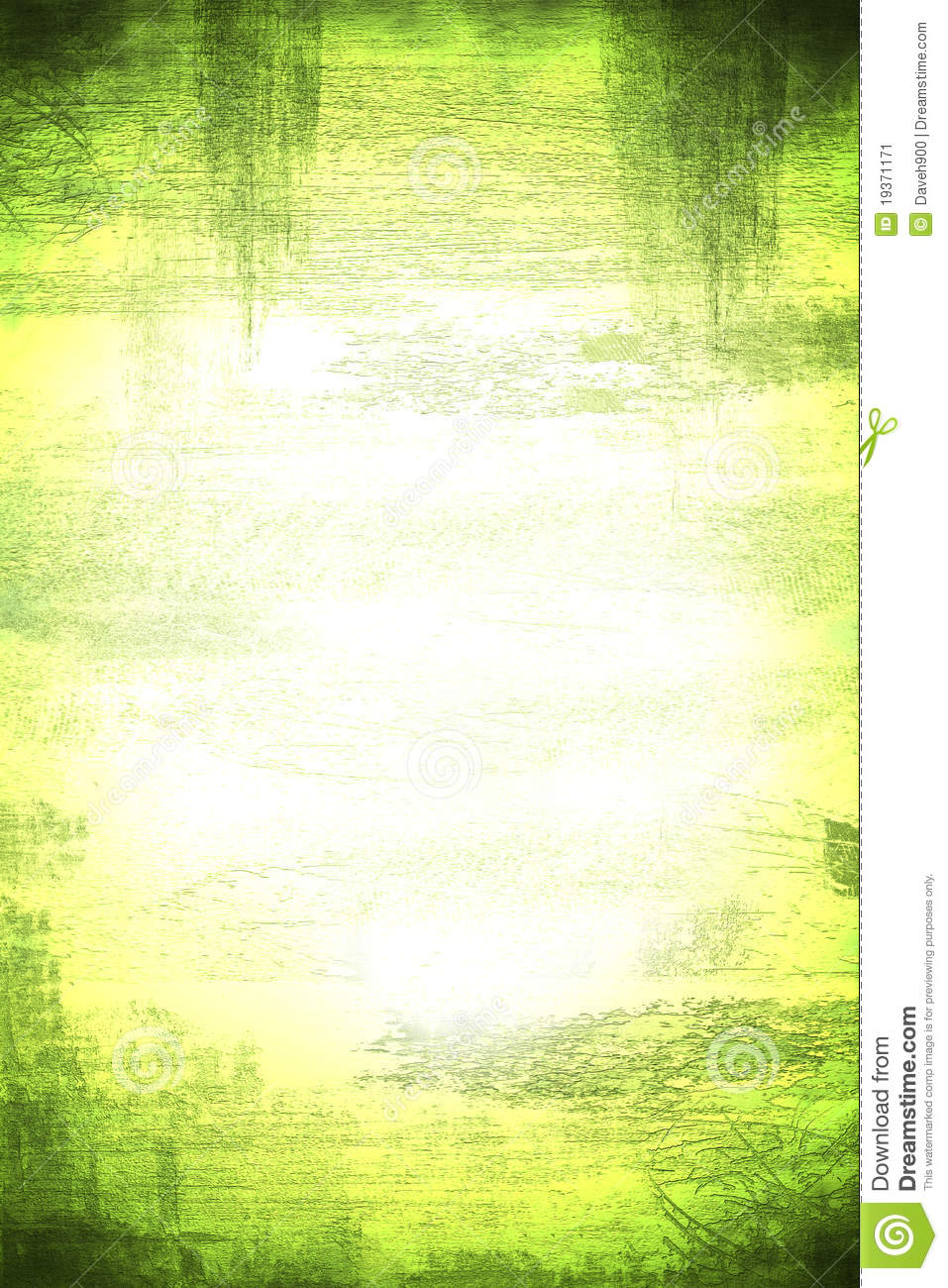 This green background texture is great for poster designs and more.