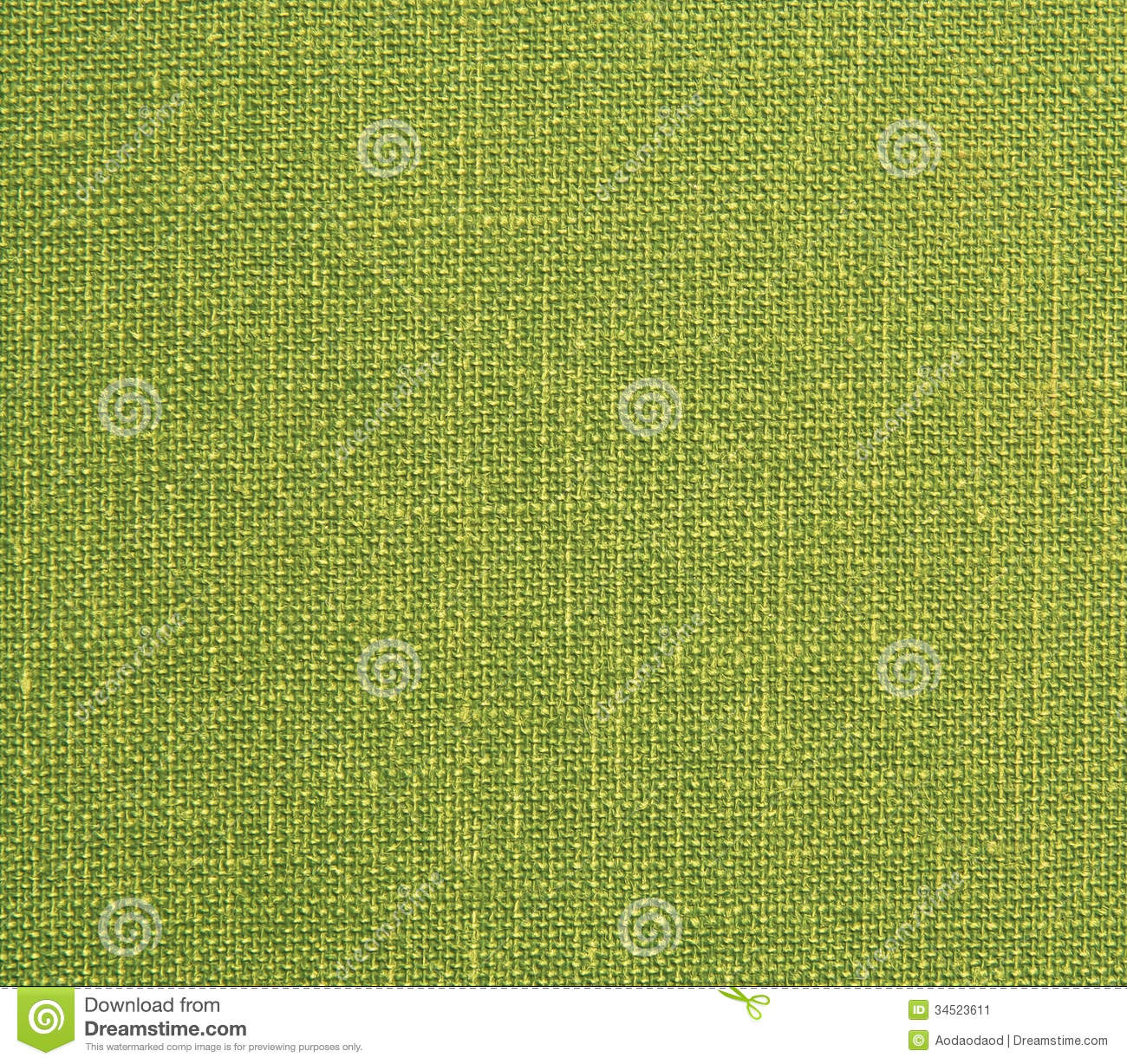 Hardcover Book Texture : Green hardcover book texture stock image