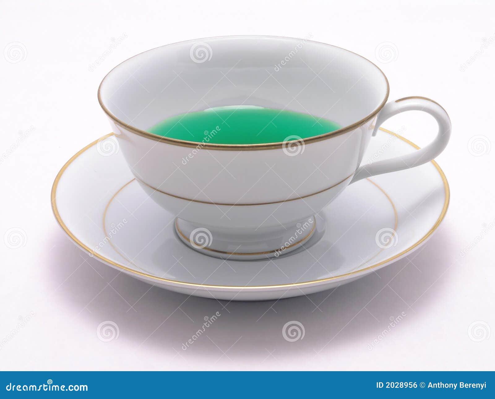 Green Herbal tea 7