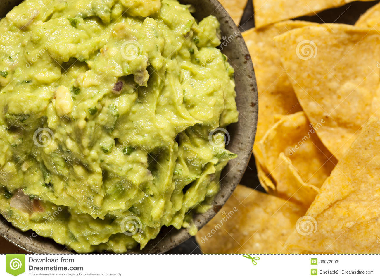 green homemade guacamole with tortilla chips stock photos image 36072093 nacho clipart free nacho clip art images