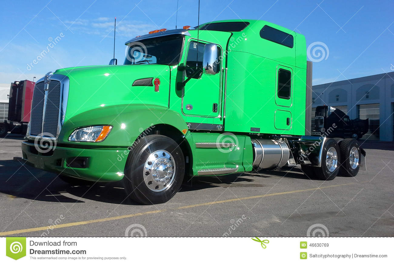 Kenworth Clipart - More information