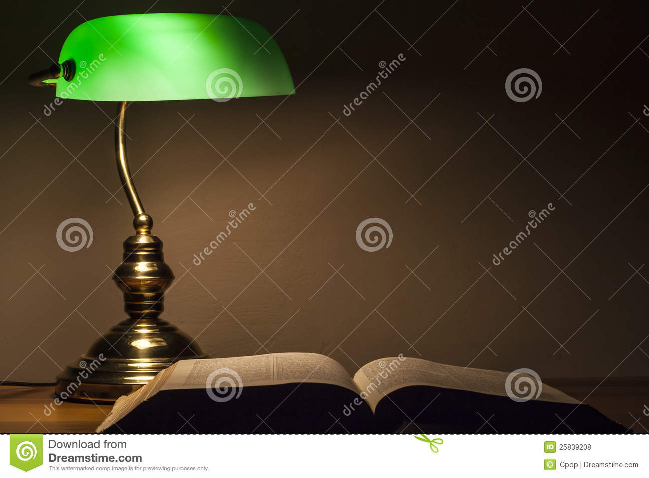 lamp and bible - photo #20