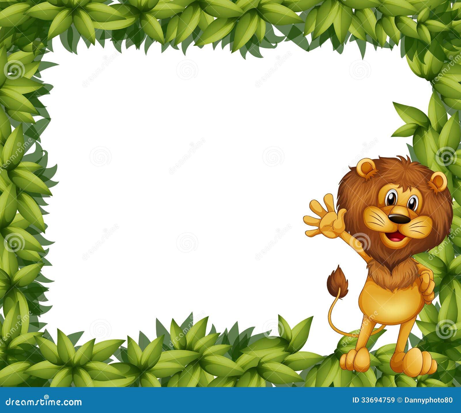 lion and lamb royalty free stock image image 14395206