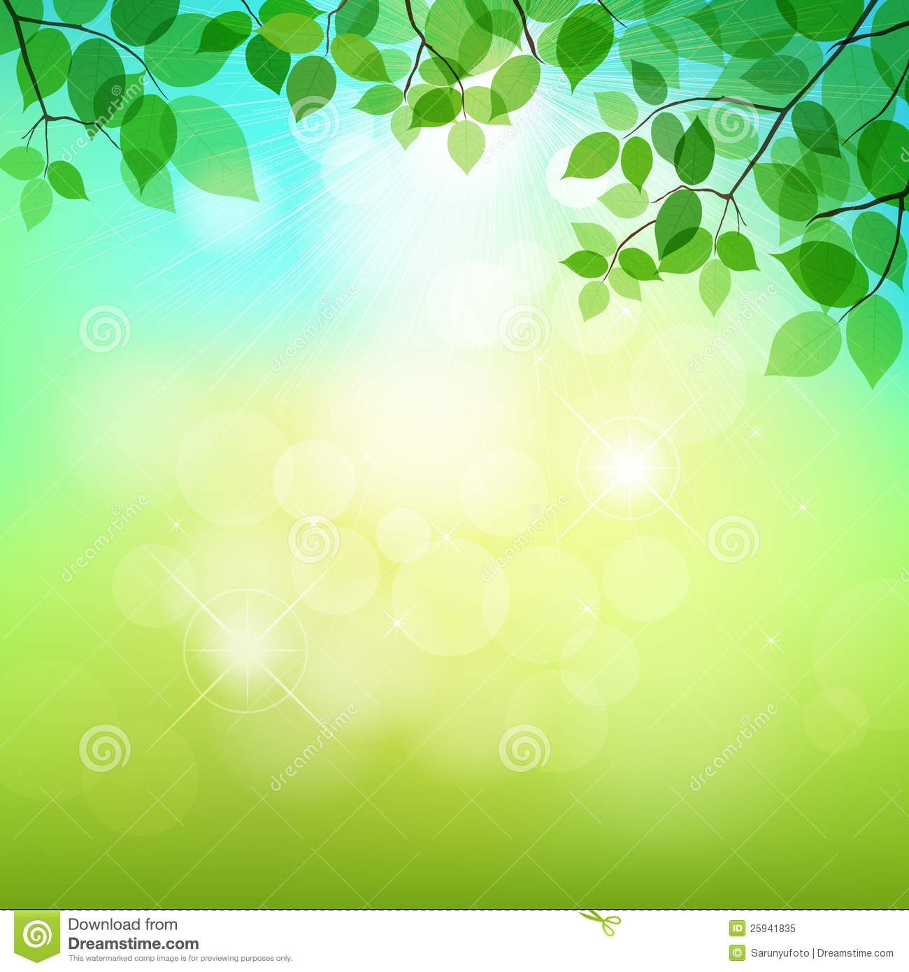 Nature Images 2mb: Green Leaves Natural Background Royalty Free Stock Photo