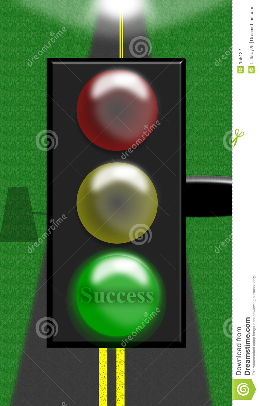 Green Light on the Road to Success