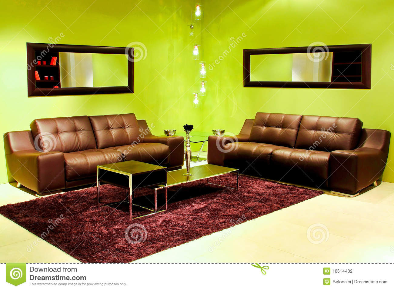 Green Living Stock Photography Image 10614402