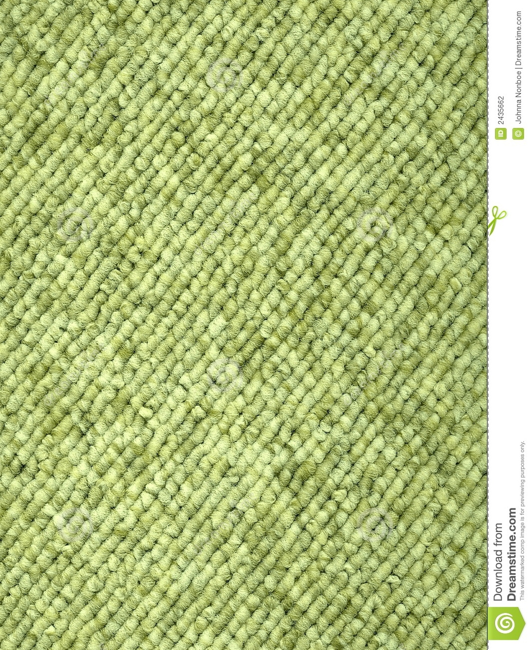 Green Loop Woven Carpet Stock Photography Image 2435662