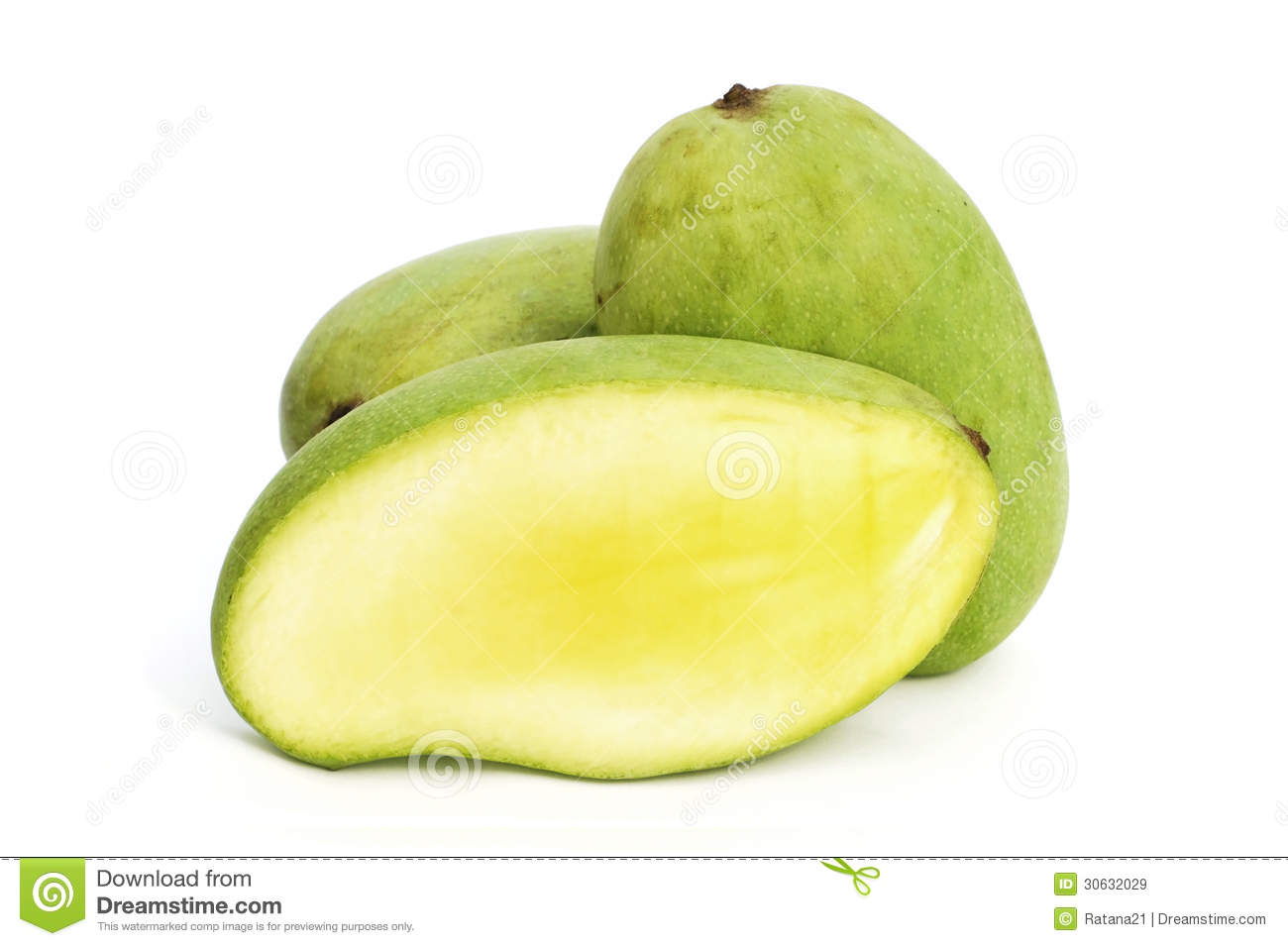 green mango royalty free stock images image 30632029