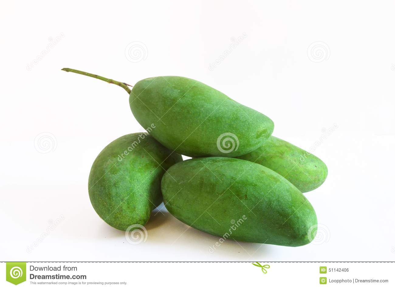 green mango stock photo image 51142406