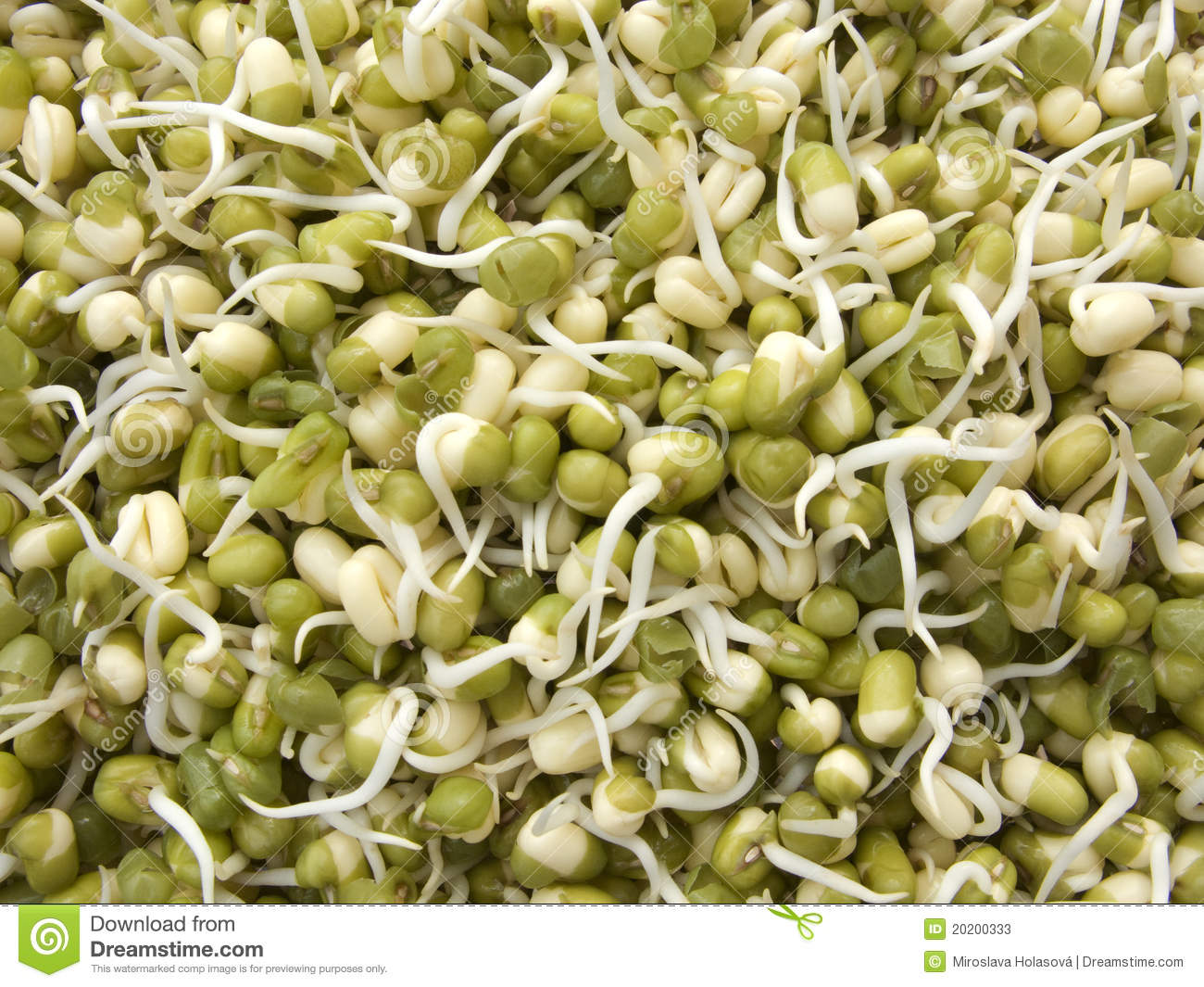 how to eat mung beans