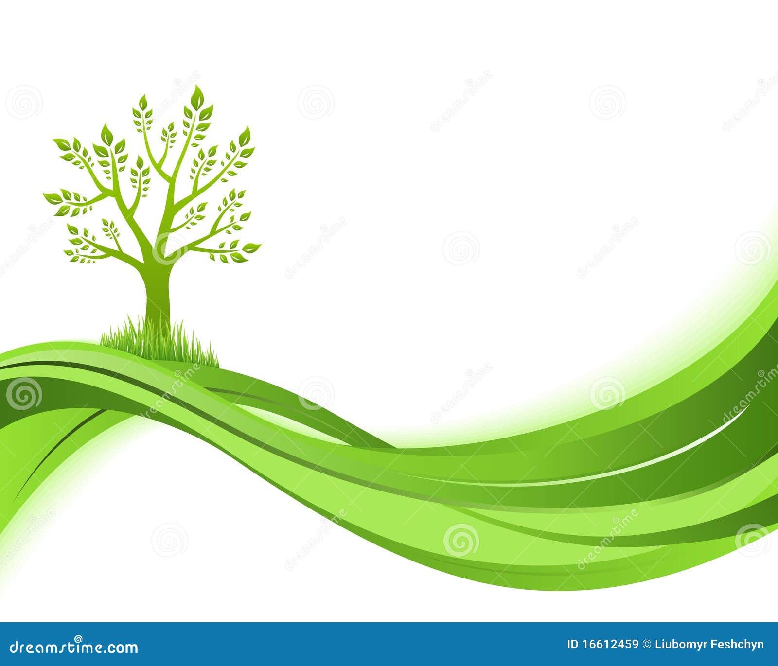 green nature background eco concept illustration stock vector illustration of greenhouse. Black Bedroom Furniture Sets. Home Design Ideas