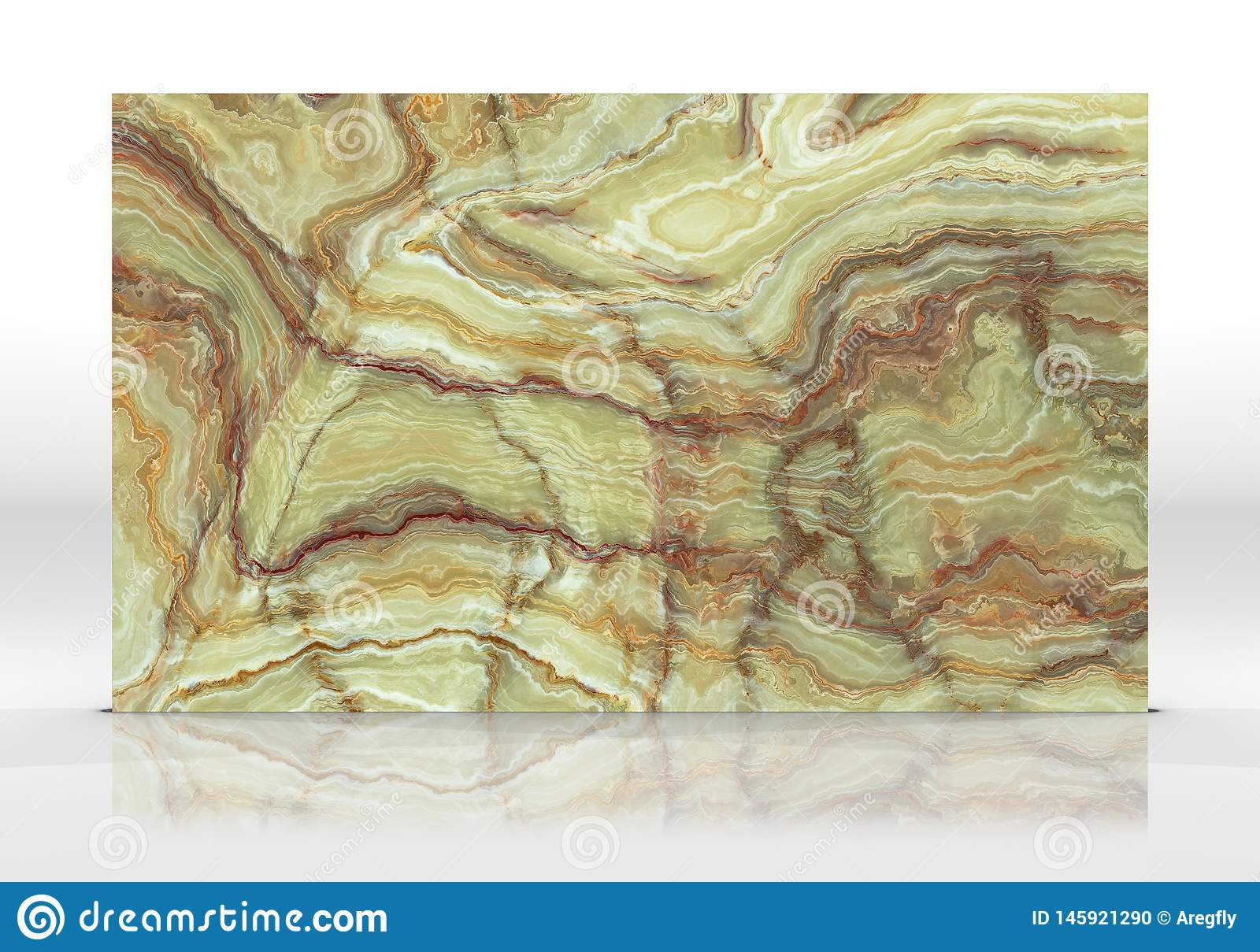 Green Onyx Marble Tile Texture Stock Photo Image Of Color Beauty 145921290