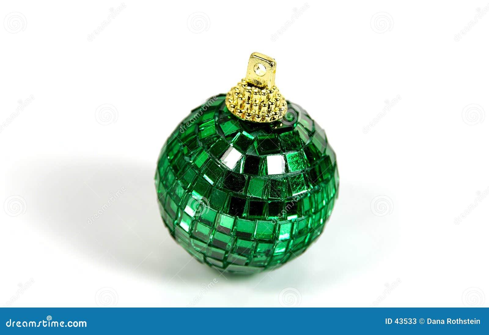 Green Ornament