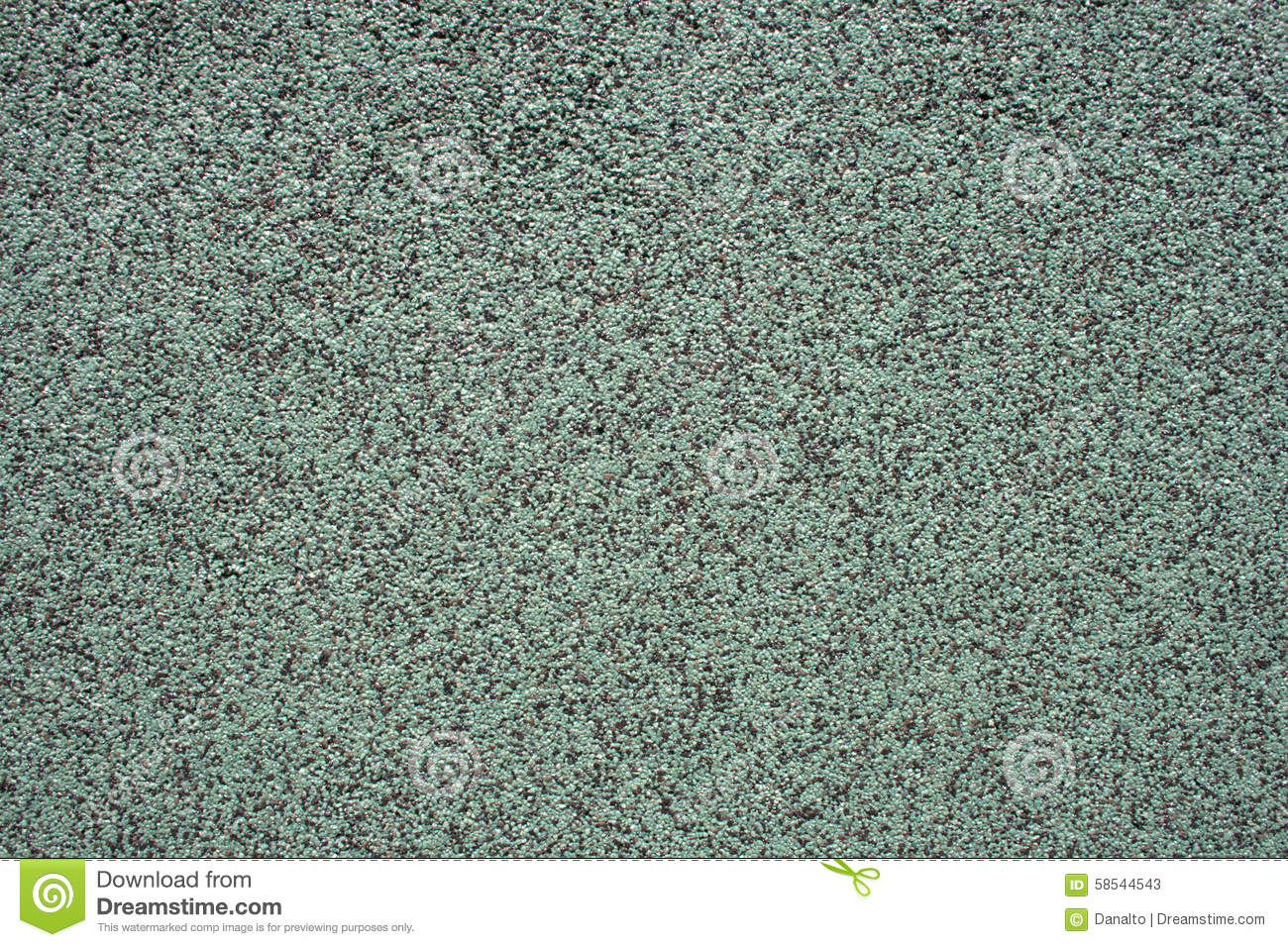 Green Pebbledash Stock Photo Image 58544543