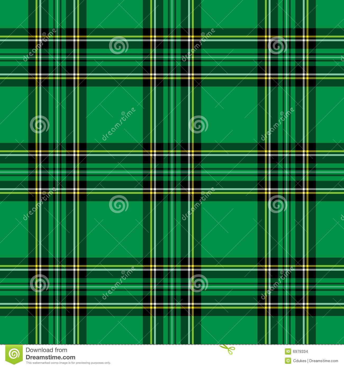 green plaid pattern stock illustration illustration of woven 6979334. Black Bedroom Furniture Sets. Home Design Ideas
