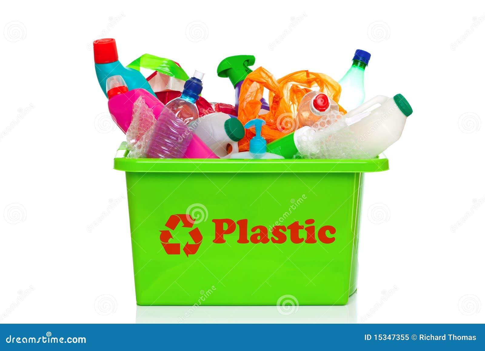 Green plastic recyclin...