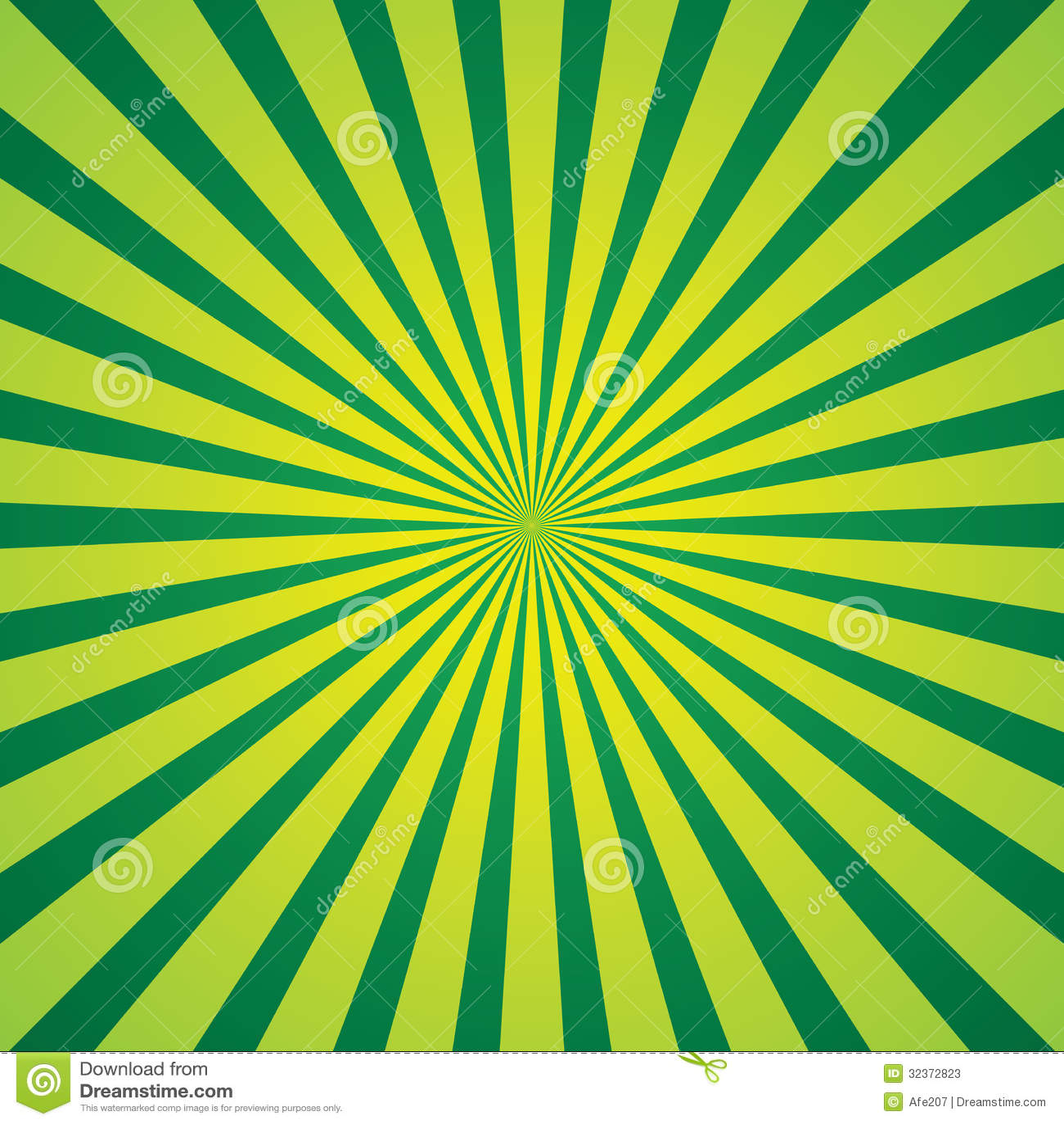 green rays background - photo #2