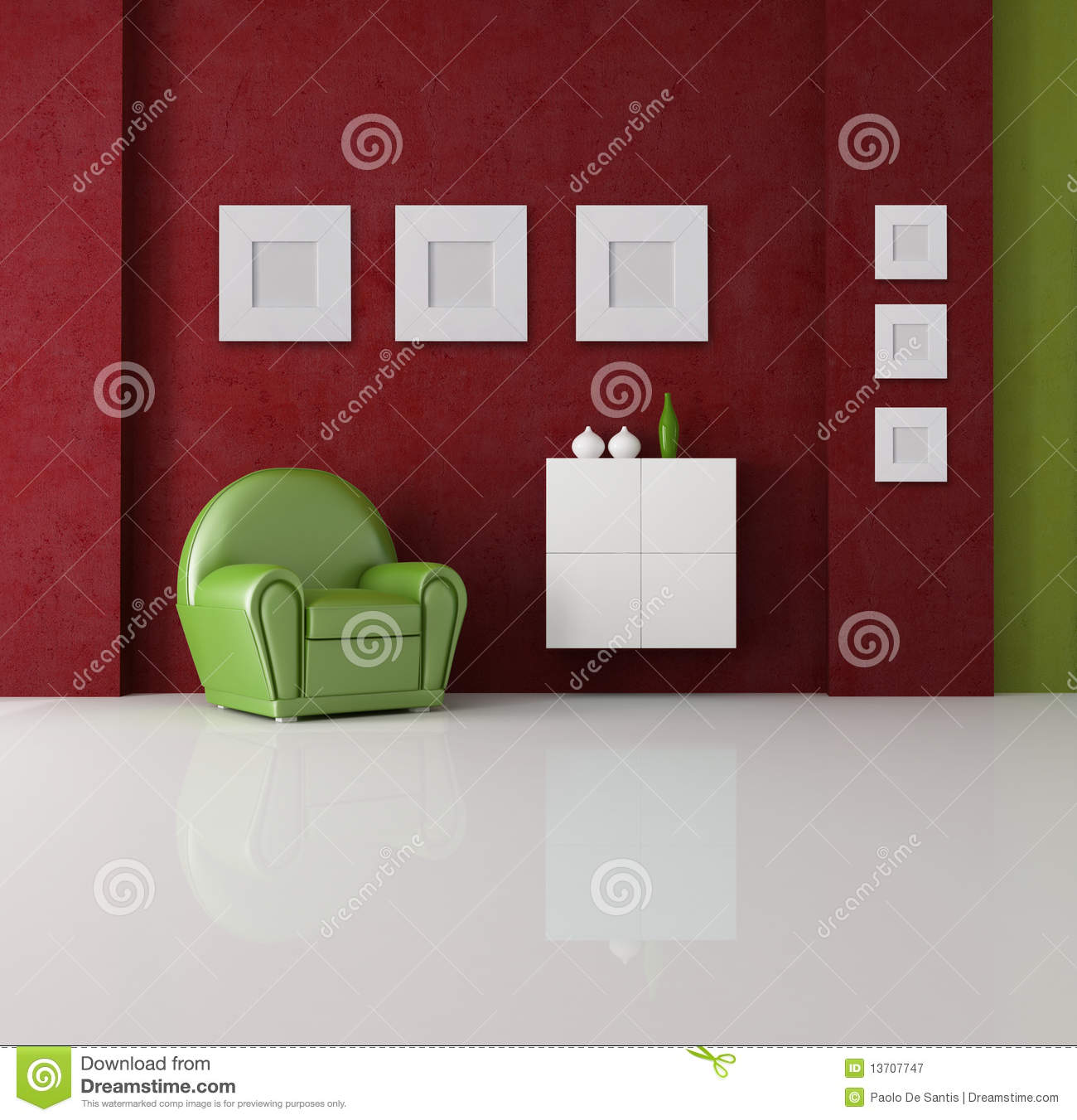 Living Room Green And Red Living Room red and green living room royalty free stock photo image 12441565 photography