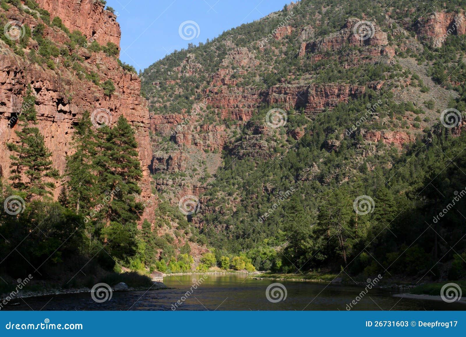 Green River i Utah