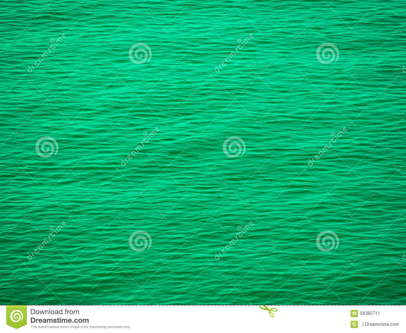 Green river wave