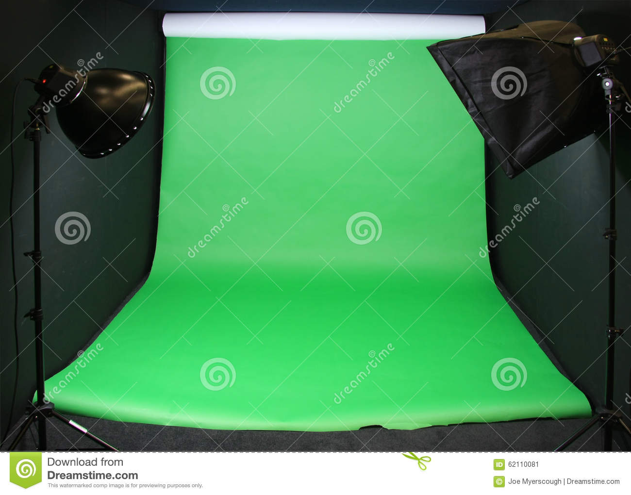 how to add background to a green screen photo