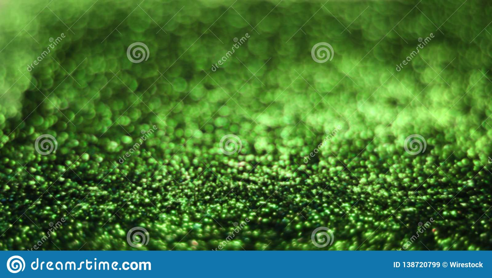 Green Shiny Aesthetic Background Stock Image Image Of