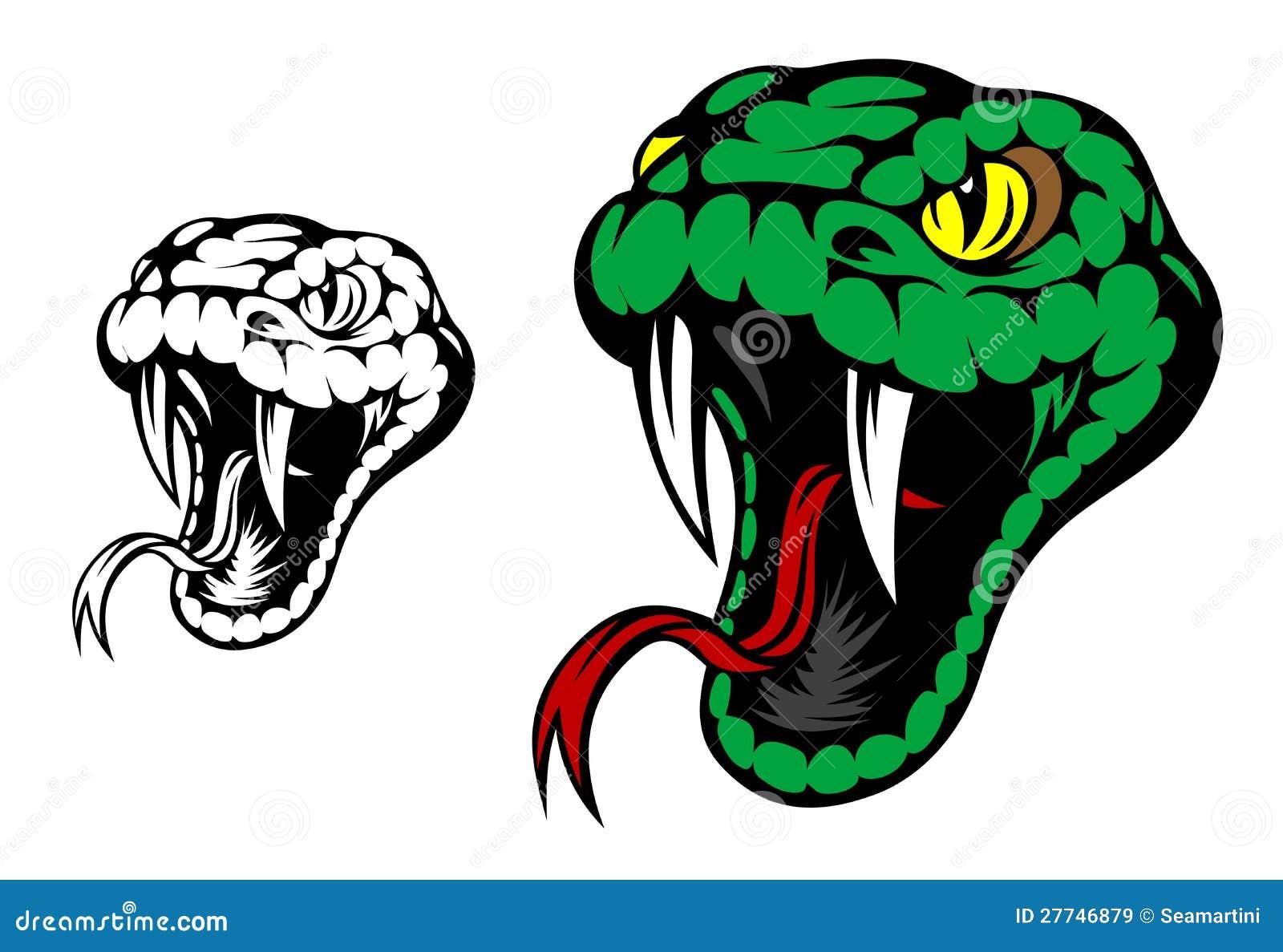 Green snake cartoon royalty free stock image image 19462406 - Green Snake Mascot Royalty Free Stock Images