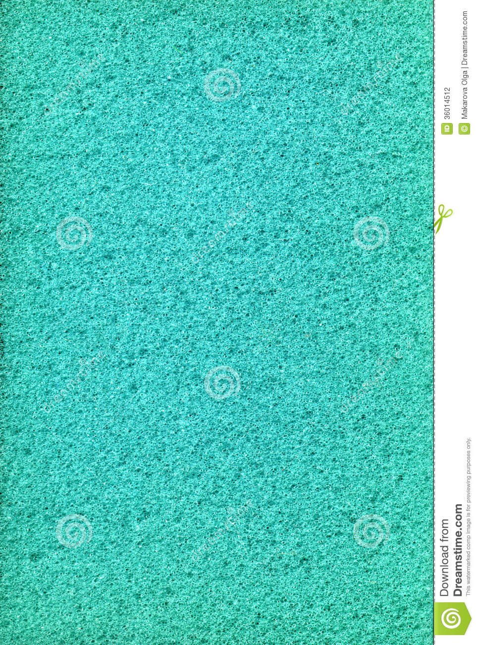 Green sponge texture stock photography image 36014512 - Seven different uses of the kitchen sponge ...