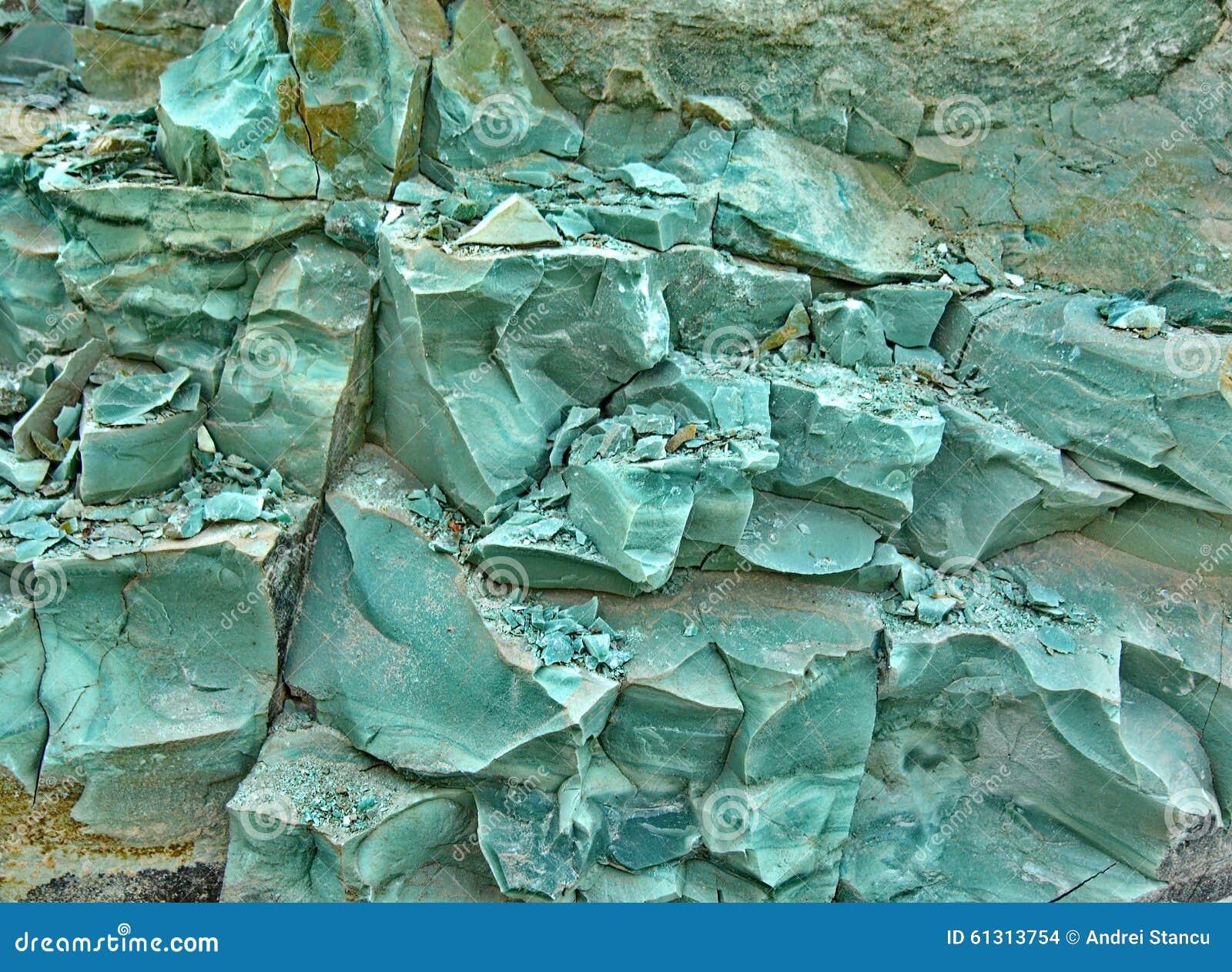 Green Marble Rock : Stone background stock photo image