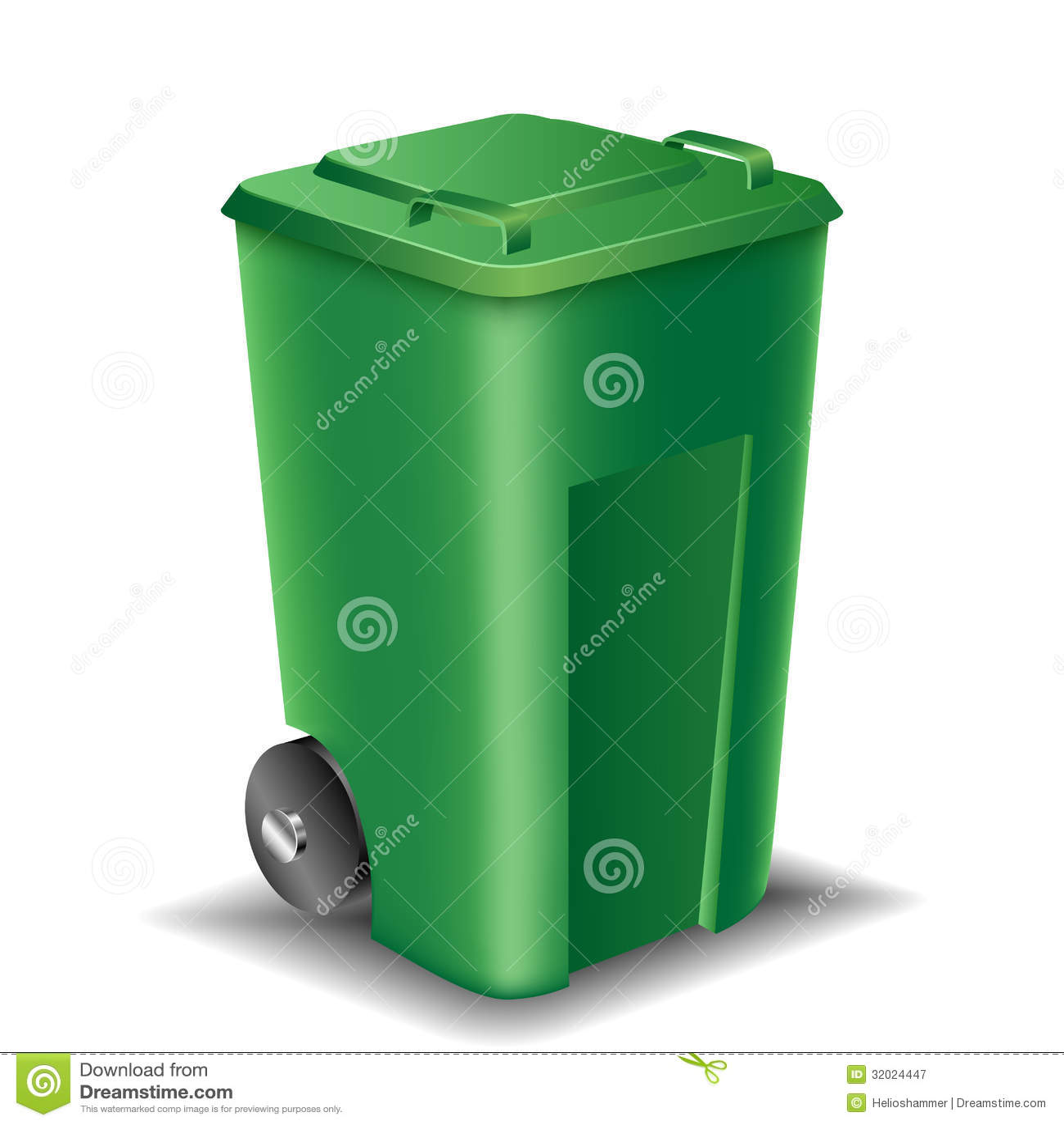 Dirt Street Stock >> Green street trash can stock image. Image of basket, dustbin - 32024447