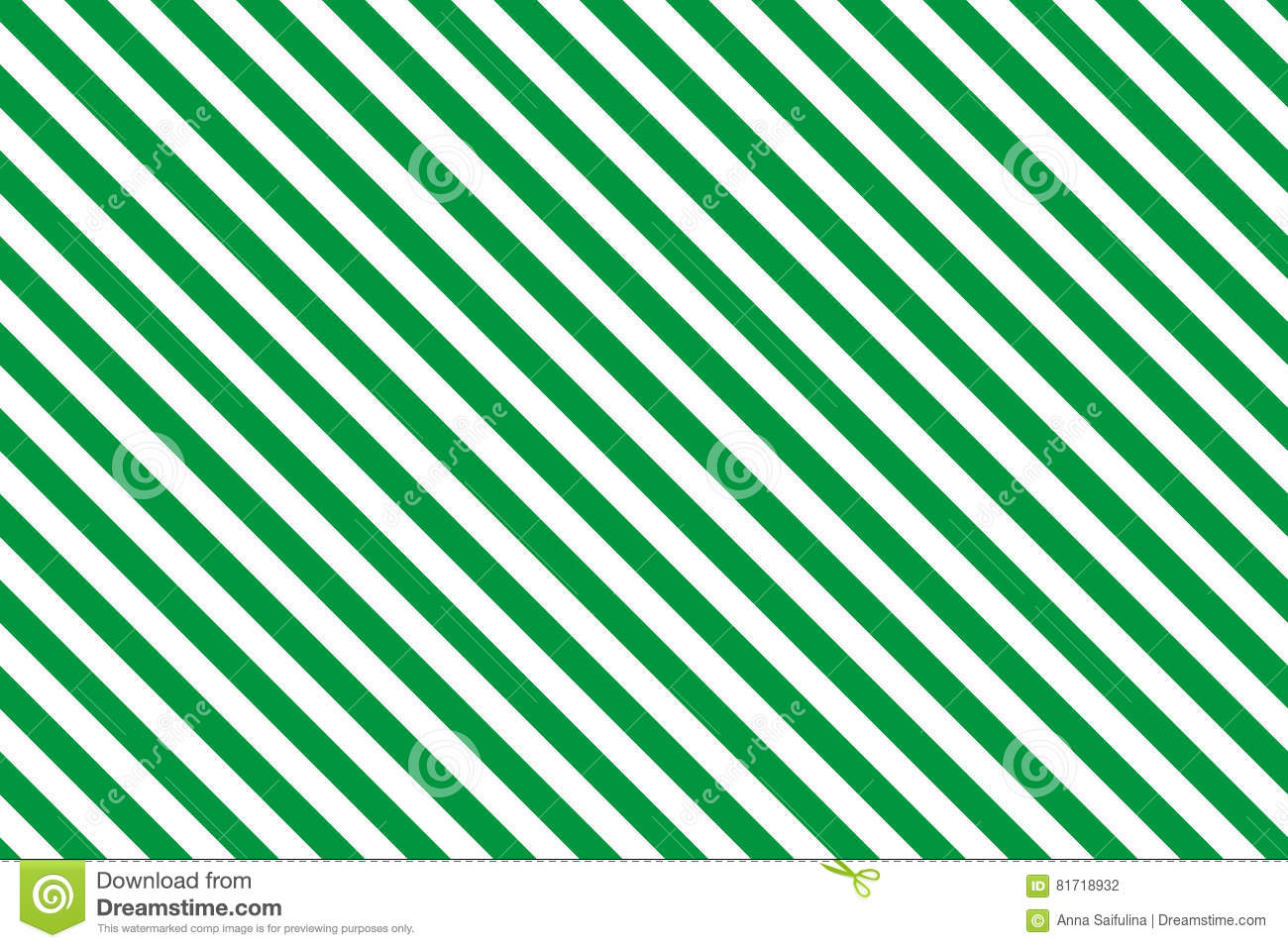 Stripe Blue Green And White: Green Stripes On White Background Stock Vector