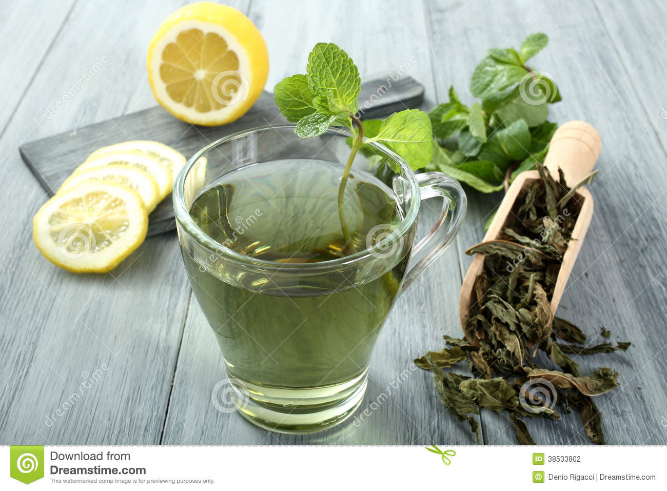 Green Tea Stock Photo Image Of Healthy Healthcare