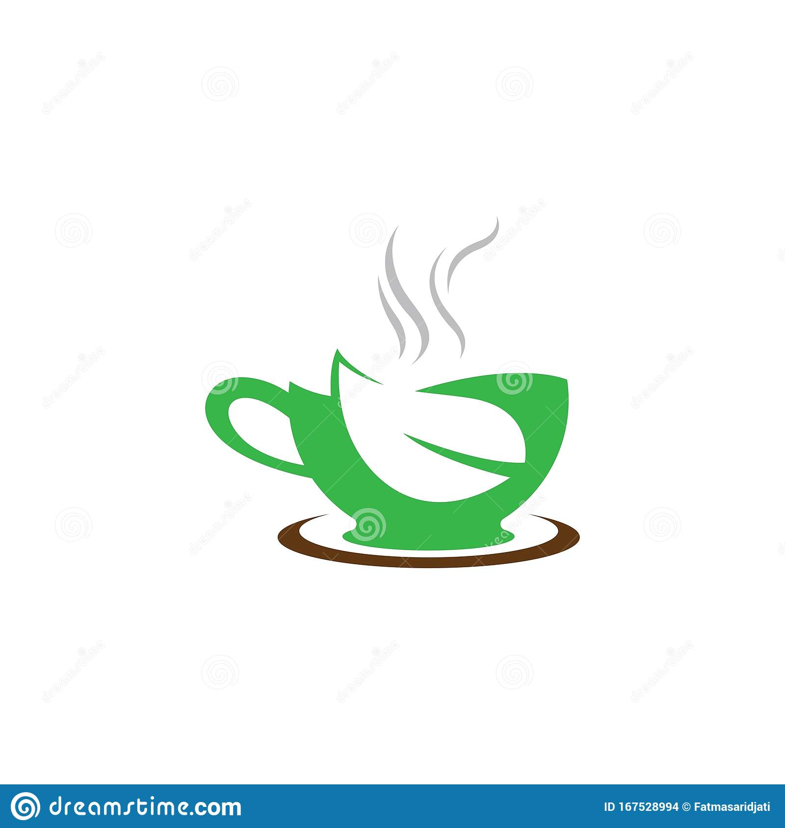 green tea vector logo illustration stock vector illustration of organic element 167528994 https www dreamstime com green tea vector logo illustration cup template icon design beverage teapot kitchen kettle food health fresh concept organic image167528994