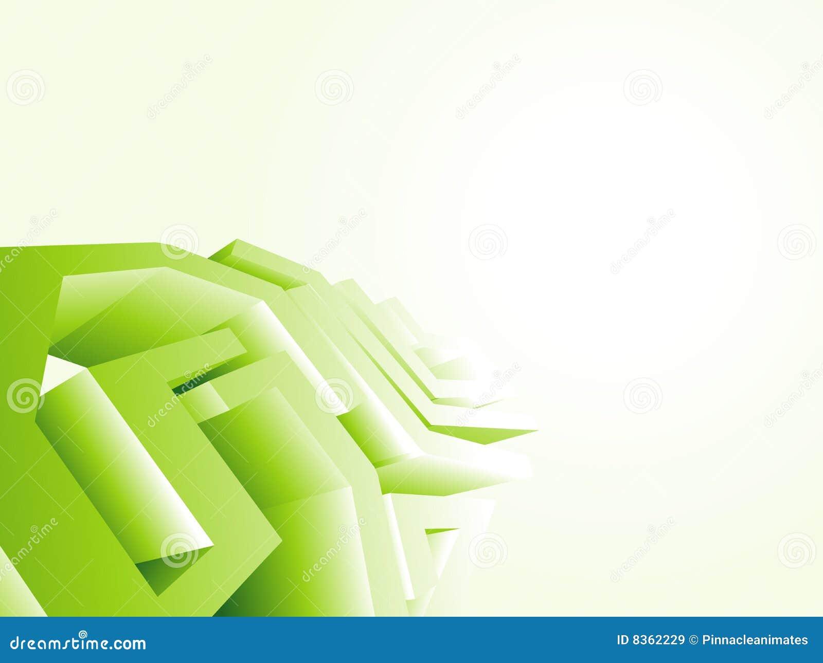 Green technology design wallpaper