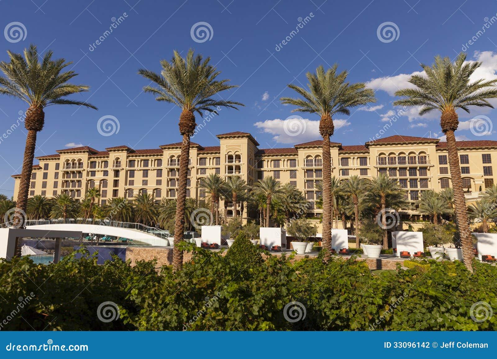 Green Valley Ranch Resort Pool Area In Las Vegas Nv On