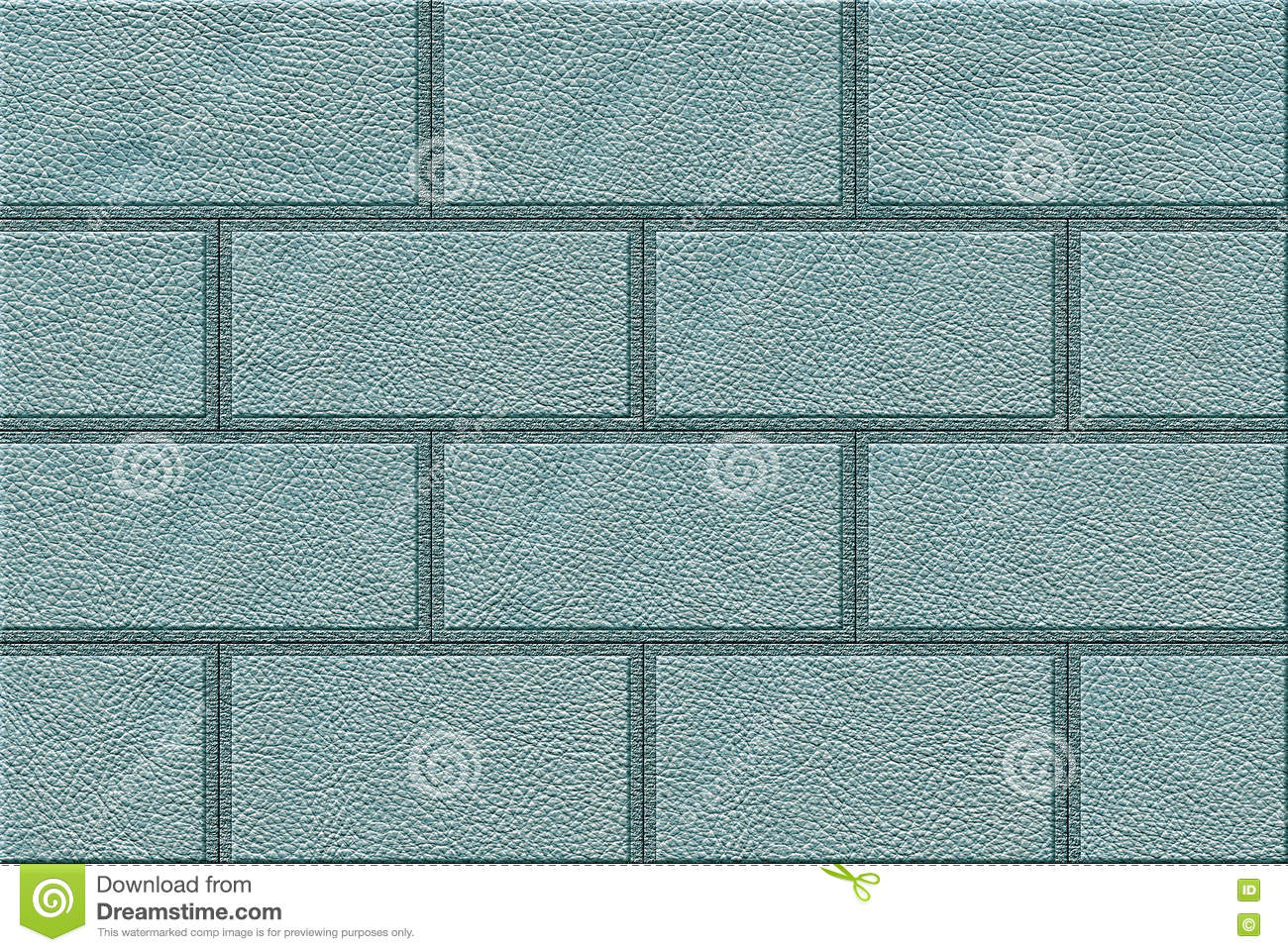 Green Wall Pattern Texture Seamless
