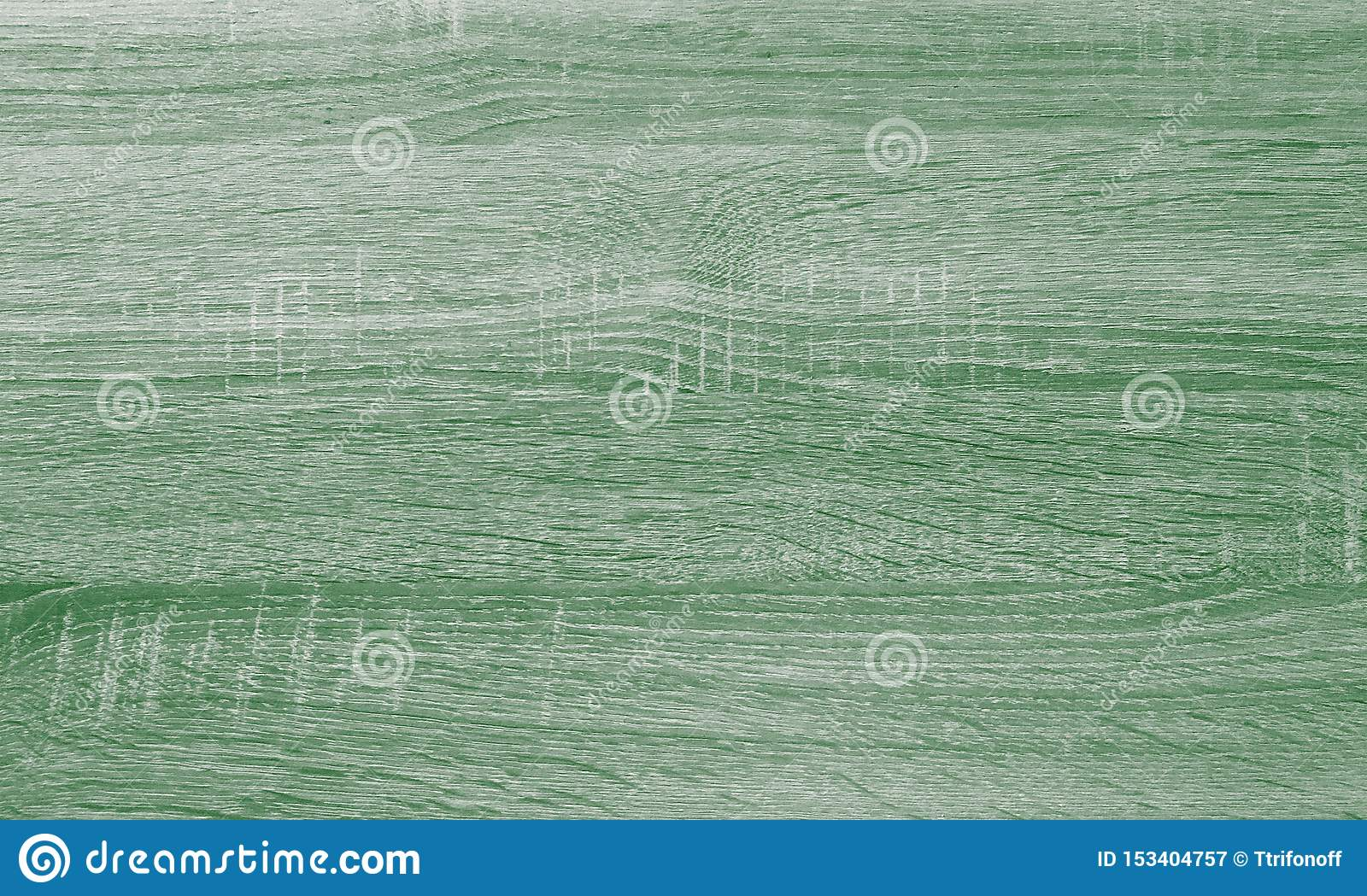 Green wood texture, light wooden abstract background
