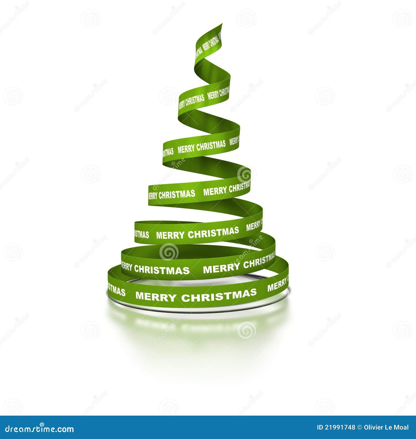 Green Xmas Tree Christmas