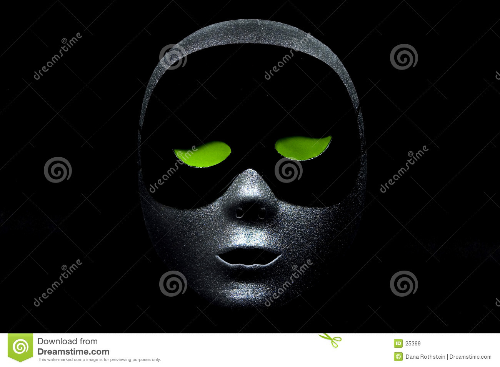 Greened Eyed