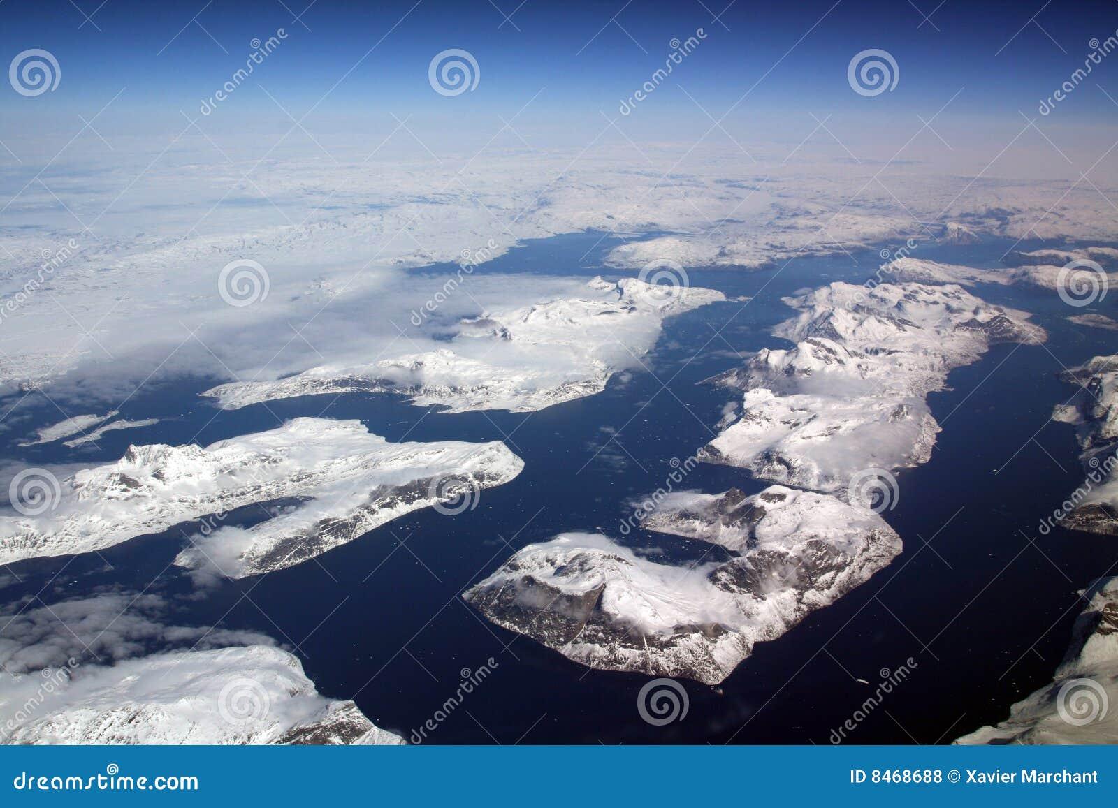 Greenland liggande