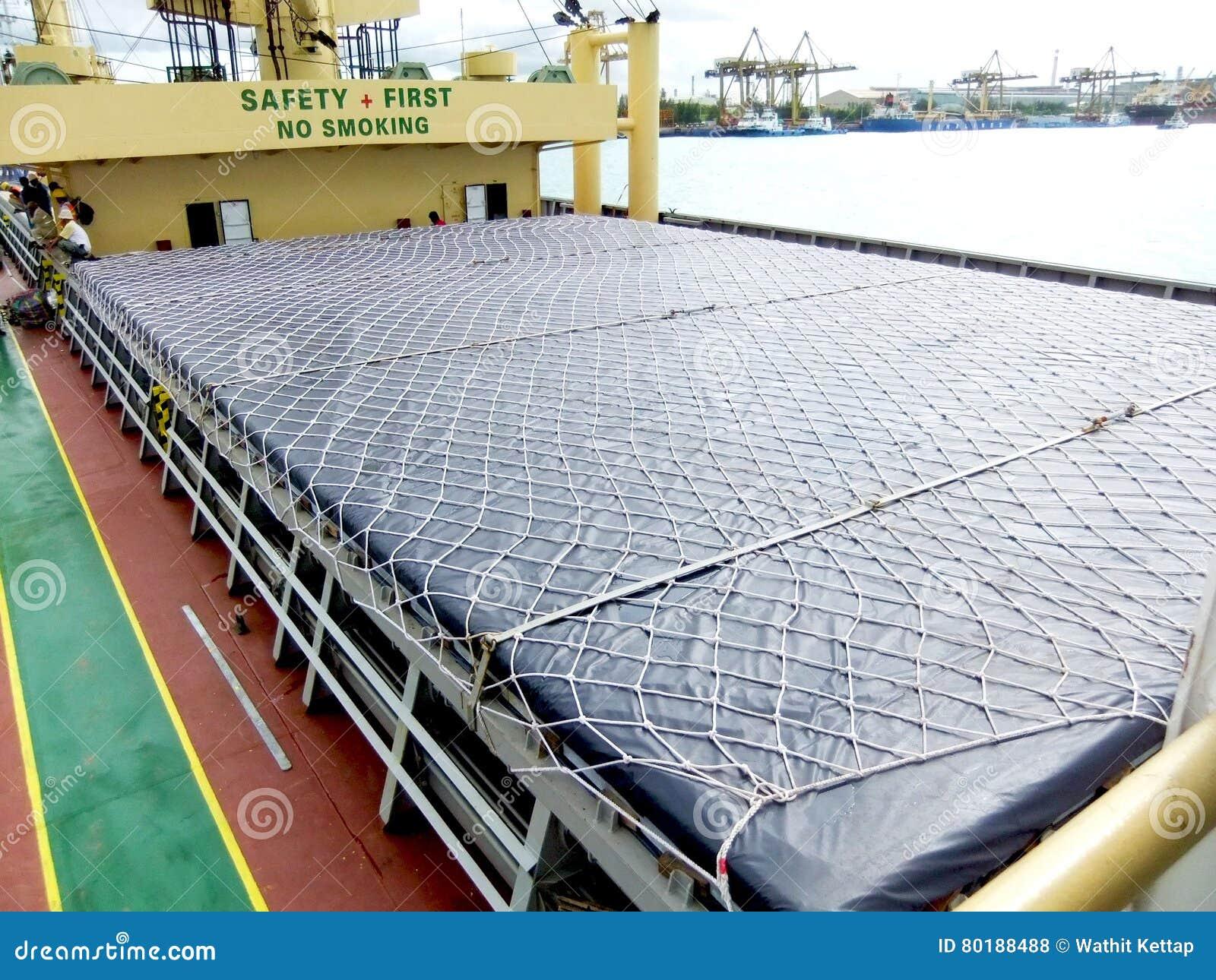 Greep van schip