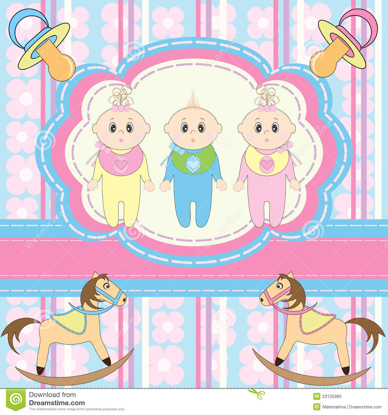how to make triplets babies