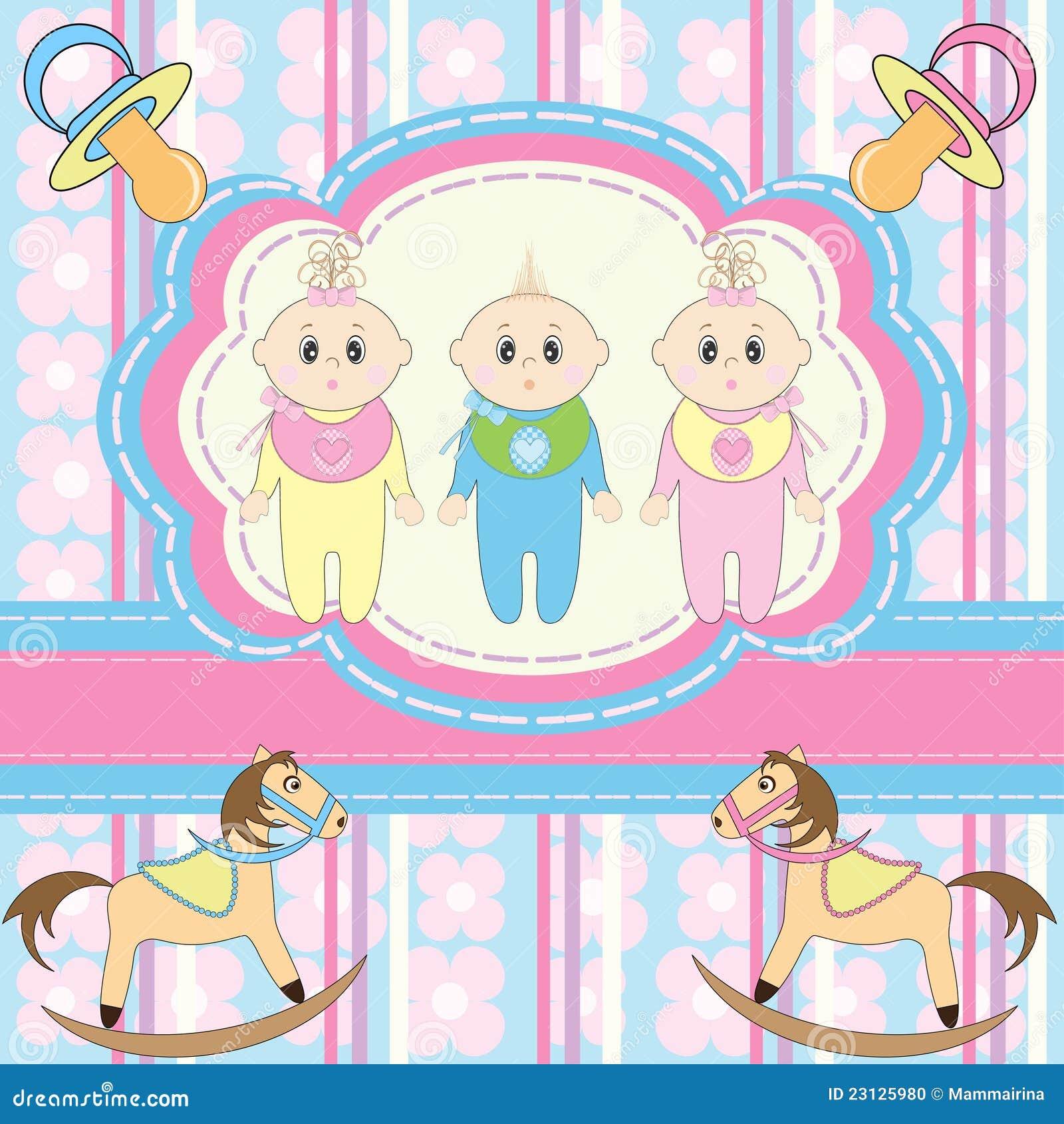 С днём рождения тройняшек поздравления