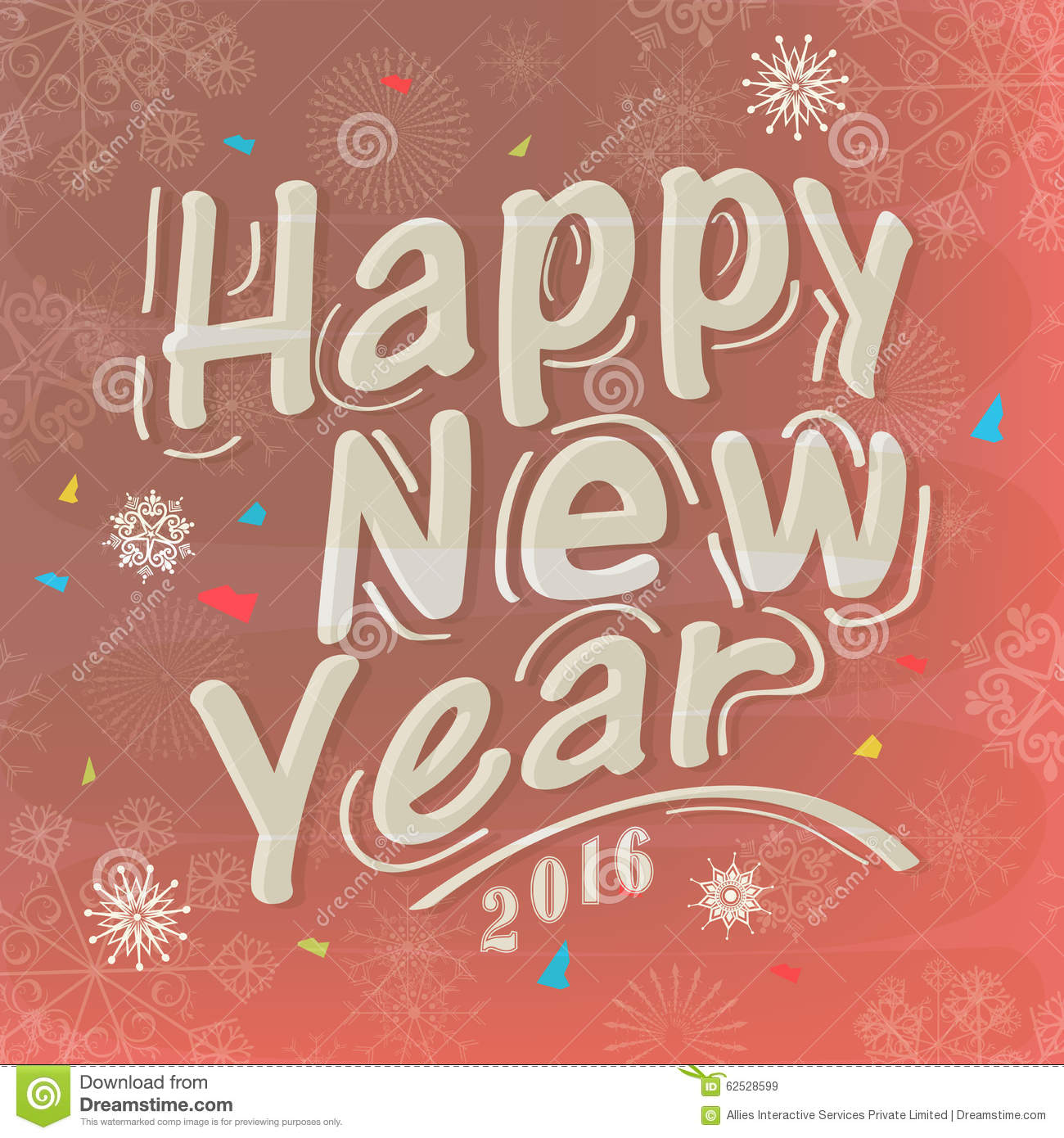 Happy New Year Design 65