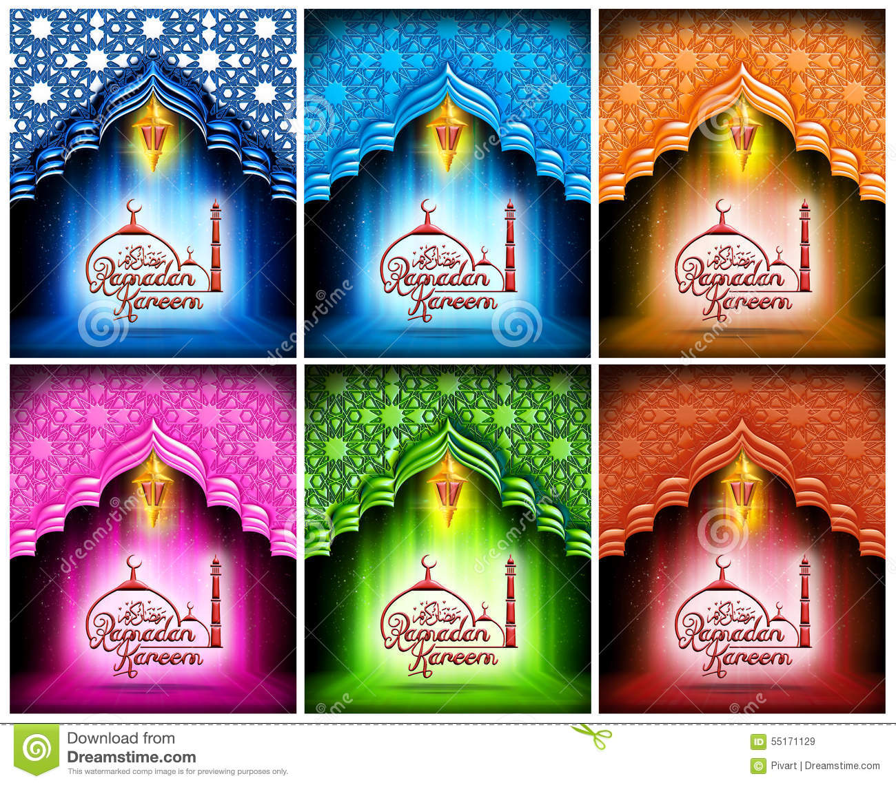 Greeting card design of mosque and stylish text ramadan kareem in 3d greeting card design of mosque and stylish text ramadan kareem in 3d kristyandbryce Image collections