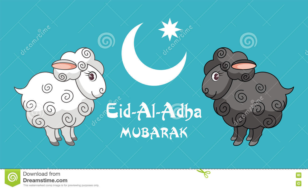 Eid al adha greeting card template on eid al fitr muslim religious greeting card eid al adha royalty free stock photos m4hsunfo