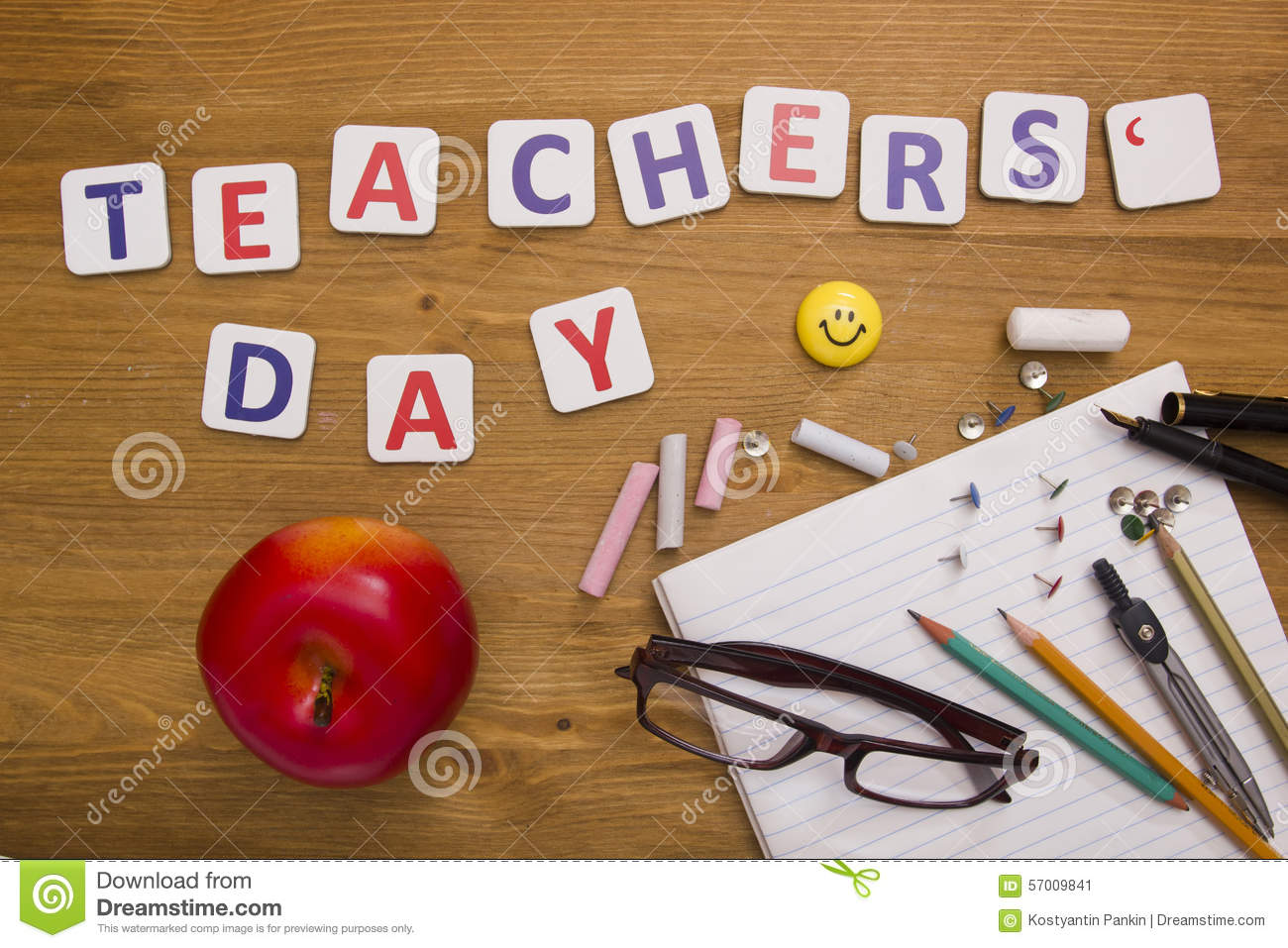 Greeting card teachers day stock image image of lifestyle greeting card teachers day kristyandbryce Image collections