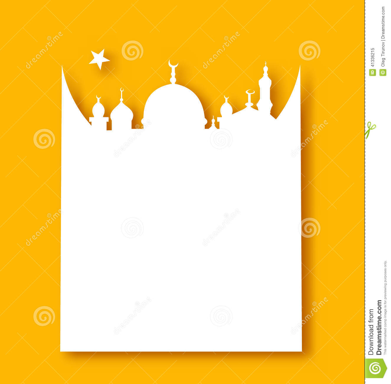 Greeting card template for ramadan kareem stock vector greeting card template for ramadan kareem kristyandbryce Image collections