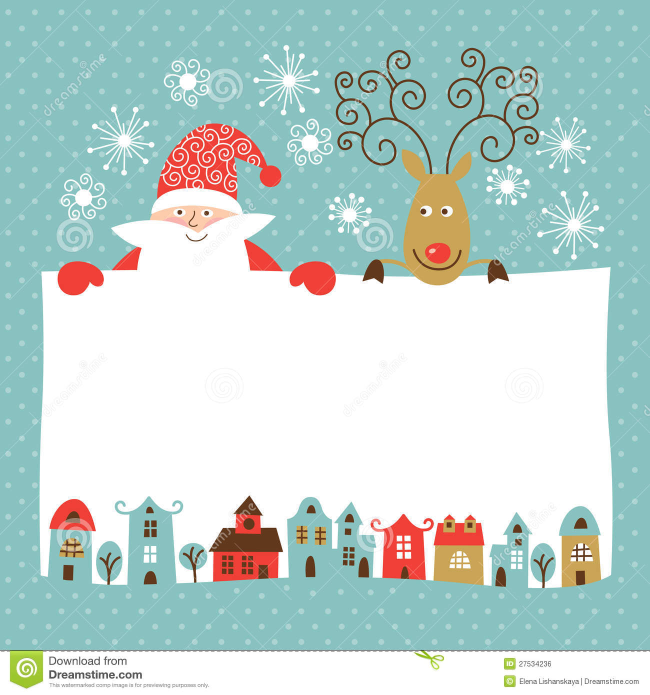 More similar stock images of ` Greeting Christmas and New Year car `
