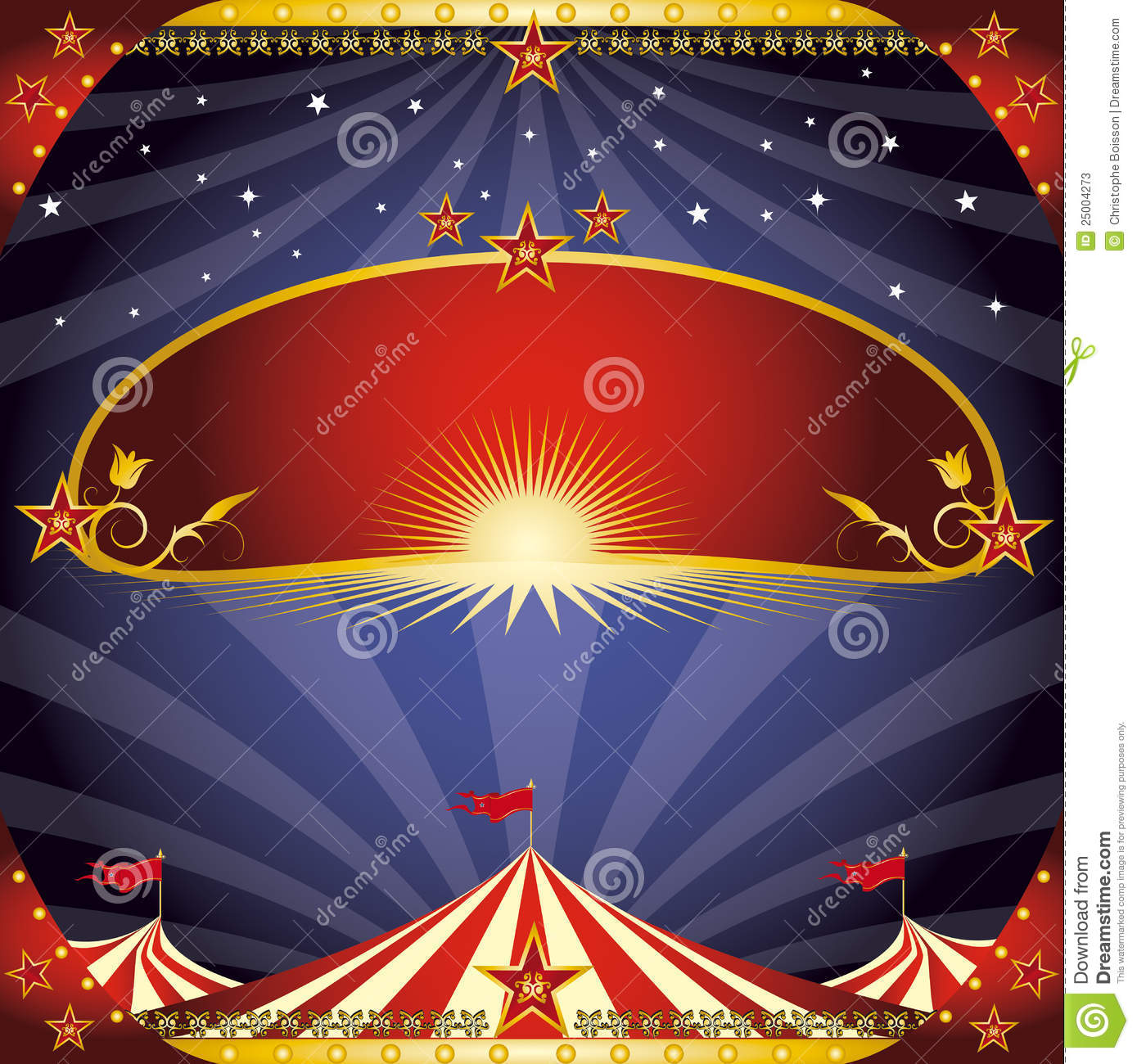 circus flyer background - photo #26
